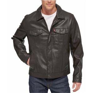Men's Levi's Vintage Jacket Dark Brown size M